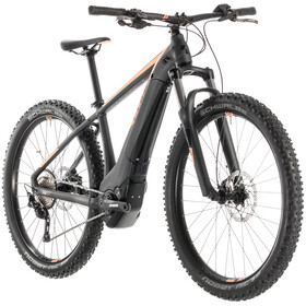 Cube Access Hybrid EXC 500 E-MTB Hardtail Women grey